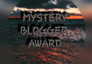 Mystery Blog Award January 2017