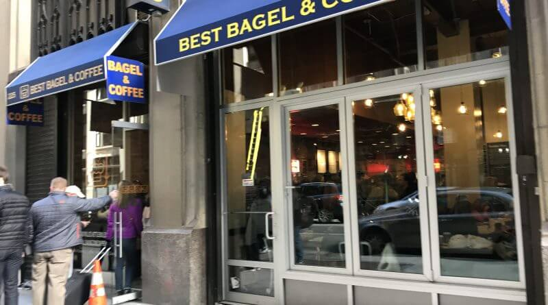 best bagel new york city